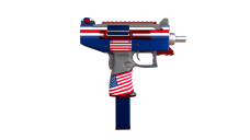 U9mm - The Stars and Stripes