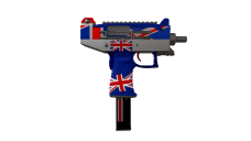 U9mm - The Union Jack