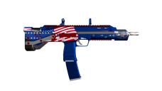 SA 27 - The Stars and Stripes