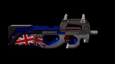 RDA SG-1 - The Union Jack